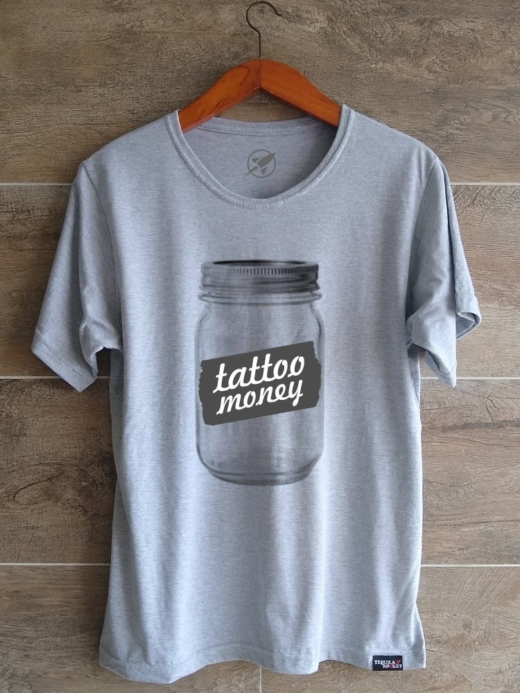 4fd84c14d Camiseta Tattoo Money - Comprar em Tequila Rocket
