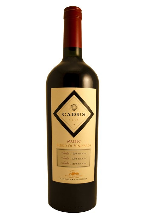 Cadus Malbec Blend of Vineyards