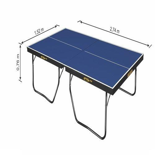 c9c9c3474 ... Tênis De Mesa ping Pong Mdf 25 Mm - (klopf). 1