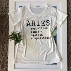 T-shirt SIGNOS - ÁRIES