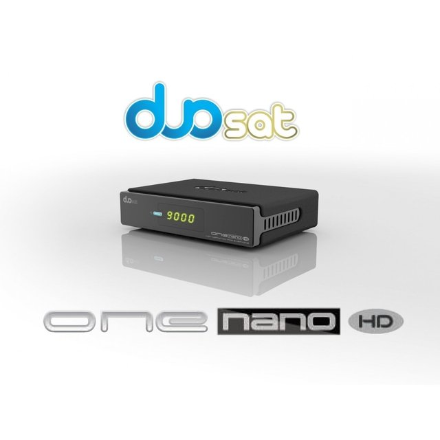 Duosat One Nano HD On Demand - Receptores Vale