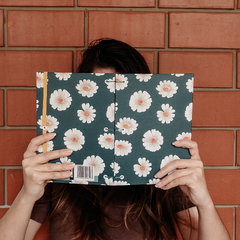 Bullet Journal Craft - Caderno Pontado | Margarida