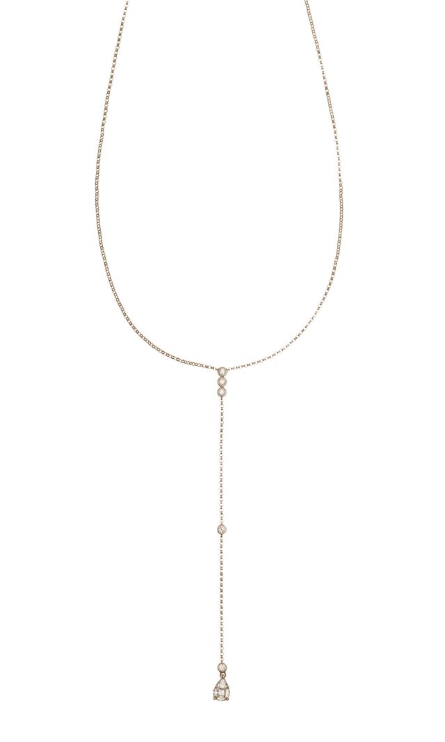 Corrente Body Chain Diamantes - comprar online