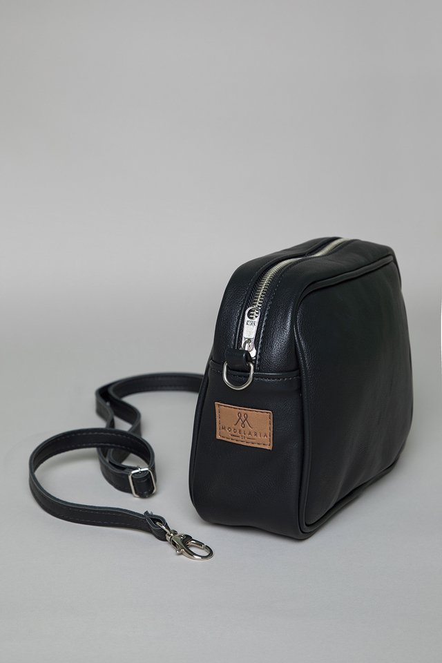 Side Bag Preta - Modelaria SP