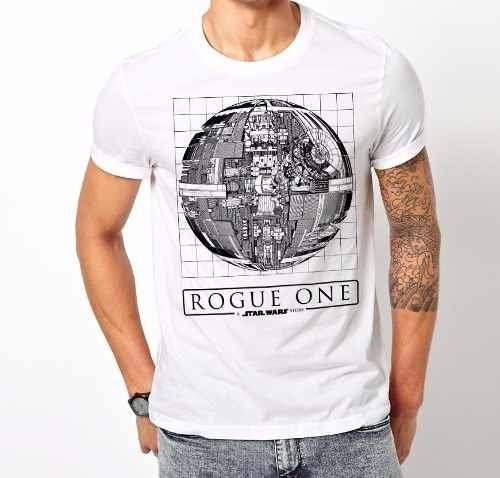 Excelentes Remeras Star Wars- Rogue One - Modelos Exclusivos
