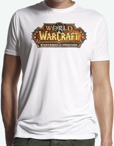 Excelentes Remeras World Of Warcraft --- Game! Juego Wow