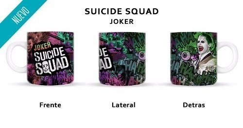 Tazas Suicide Squad - Harley Quinn -  Varios Modelos