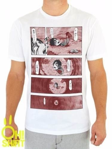 Excelentes Remeras Anime Tokyo Ghoul / Attack On Titan