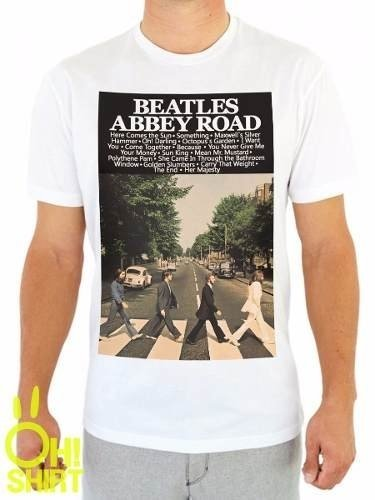 Remeras Modelos Exclusivos The Beatles