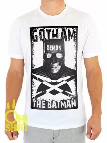 Excelentes Remeras Batman Vs Superman - Varios Modelos