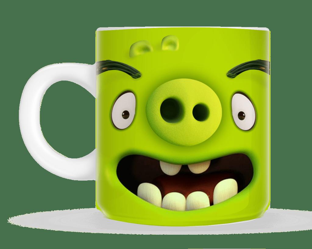 Tazas The Angry Birds Movie  --- Personalizala