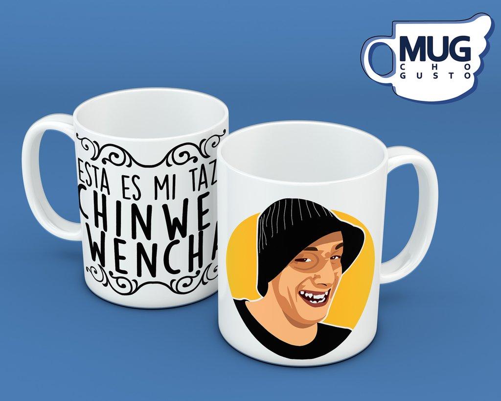 Esta es mi taza Chinwenwencha - Memes Mug