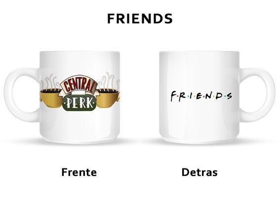 Tazas Friends - Varios Modelos