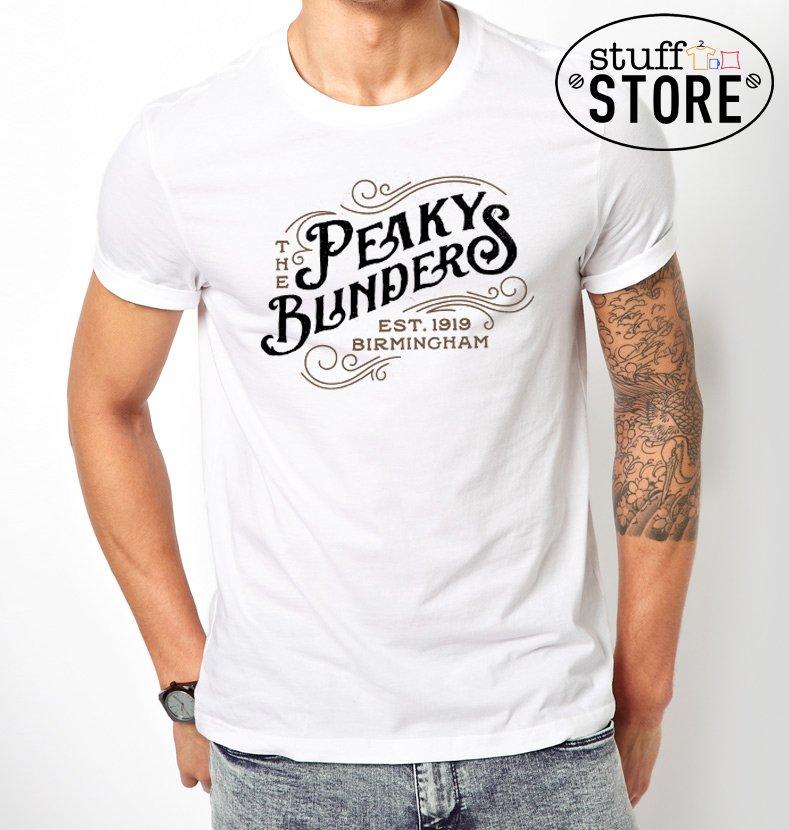 Remera Peaky Blinders - Hombre - Varios modelos