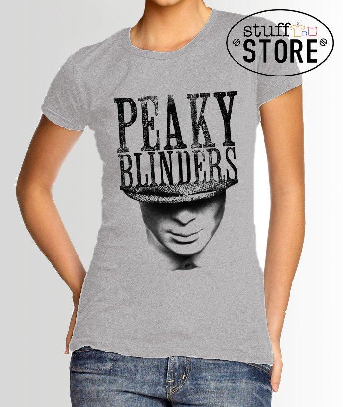 Remera Peaky Blinders - Mujer - Varios modelos