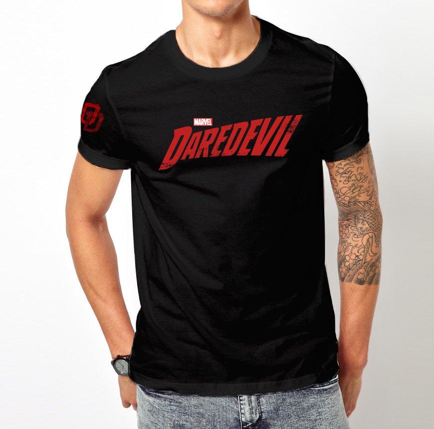 Remera Daredevil - Serie Netflix