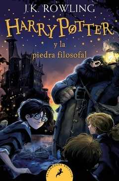 HARRY POTTER Y LA PIEDRA FILOSOFAL - HARRY POTTER 1 (BOLSILLO)