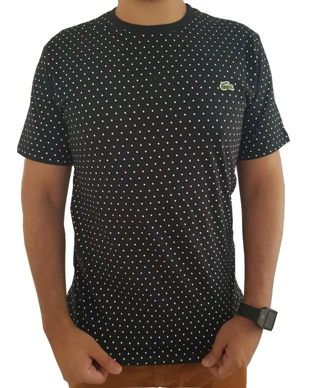 Camiseta Lacoste Live REF. 0066 - OUTLET LM COMMERCE 14ccf3c731