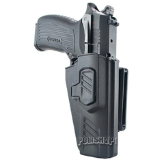 Funda Pistolera Polimero Nivel 2 Para Bersa TPR 9 Cal 9MM Houston