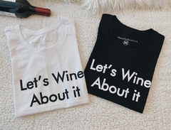 Banner da categoria T-shirt wine preta