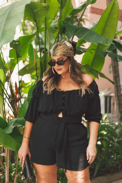 conjunto malibu by bruna rego plus size