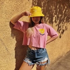t-shirt cropped lisa simpson