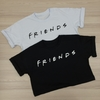 t-shirt cropped friends