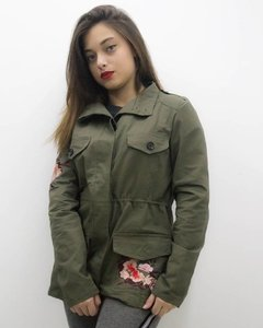 parka paris bordada