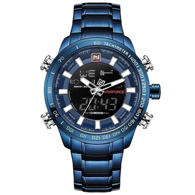 Relógio Naviforce Sport Watch - Banni's