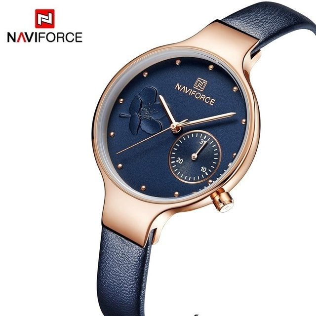 Relógio Naviforce Fashion Blue