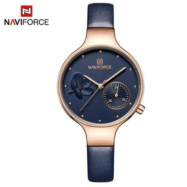 Relógio Naviforce Fashion Blue - comprar online