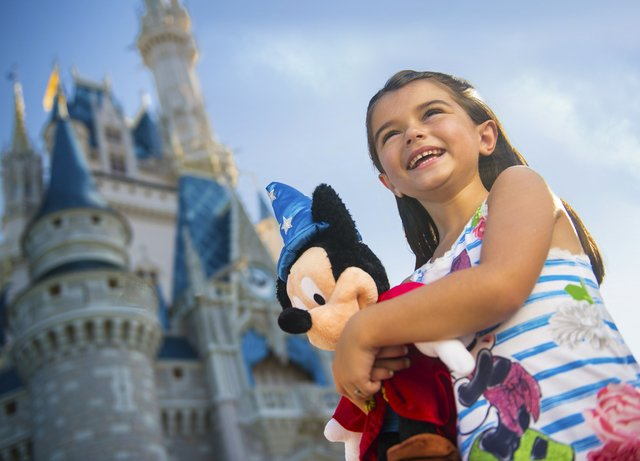 DISNEY - 9 DIAS - VISITE 1 PARQUE POR DIA: MAGIC KINGDOM, DISNEY'S HOLLYWOOD STUDIOS, EPCOT E DISNEY'S ANIMAL KINGDOM - comprar online