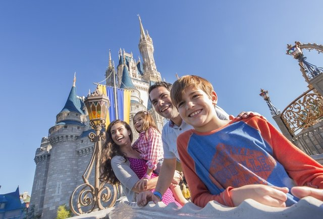 DISNEY - 10 DIAS - VISITE 1 PARQUE POR DIA: MAGIC KINGDOM, DISNEY'S HOLLYWOOD STUDIOS, EPCOT E DISNEY'S ANIMAL KINGDOM
