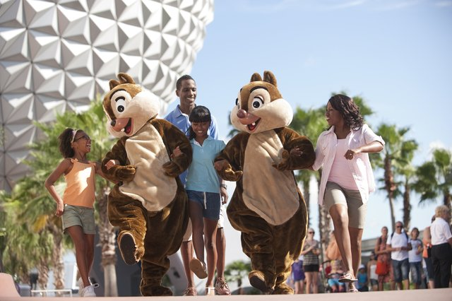 PROMOTION 4 DAYS + 1 DAY FREE MAGIC KINGDOM, DISNEY'S HOLLYWOOD STUDIOS, EPCOT & DISNEY'S ANIMAL KINGDOM - buy online