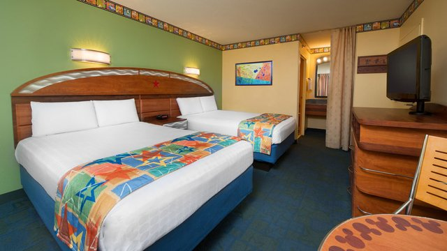 HOTEL - DISNEY'S ALL STARS MOVIE RESORT diária a partir de R$ 320,10 - buy online
