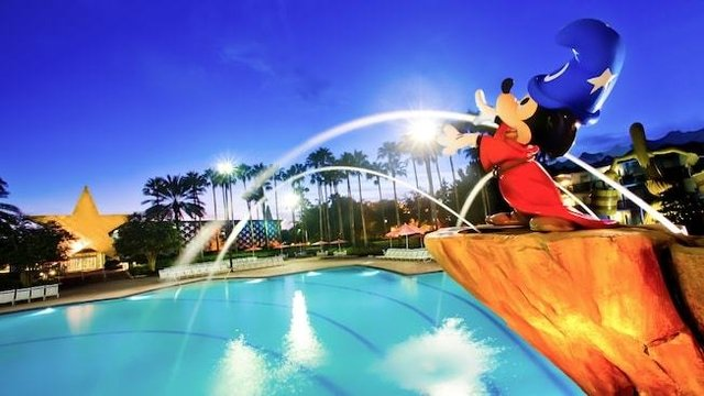 HOTEL - DISNEY'S ALL STARS MOVIE RESORT diária a partir de R$ 320,10 on internet