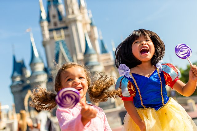 DISNEY MAGIC KINGDOM - 1 DIA - BAIXA TEMPORADA (VALUE) - comprar online