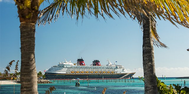 DISNEY CRUISES 13 DAYS - MIAMI TO BARCELONA - buy online
