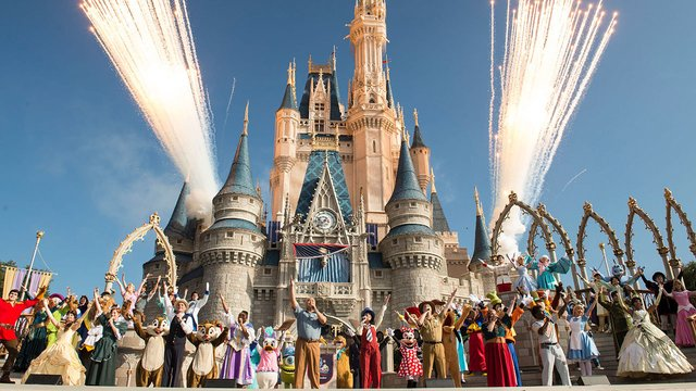 DISNEY MAGIC KINGDOM - 1 DIA - BAIXA TEMPORADA (VALUE) - Vai Aonde - vaiaonde.com - Parques Orlando, Walt Disney World,  Ingressos