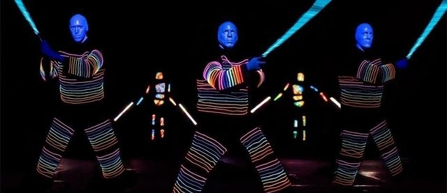 BLUE MAN GROUP (CATEGORIA PONCHO (LUGAR) ADULTO (10 ANOS OU +) on internet