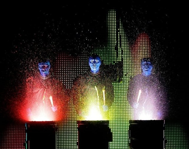 BLUE MAN GROUP (CATEGORIA TIER 1 OU 2) ADULTO (10 ANOS OU +) on internet