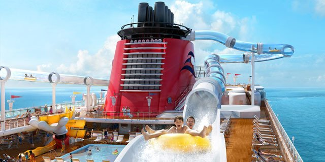 DISNEY CRUISE - DREAM - Vai Aonde - vaiaonde.com - Parques Orlando, Walt Disney World,  Ingressos