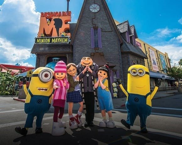 UNIVERSAL - 2 DIAS - VISITE 2 PARQUES: UNIVERSAL STUDIOS E ISLANDS OF ADVENTURE - comprar online