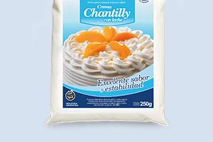 Crema Chantilly En Polvo Bolsita X 250 Gramos