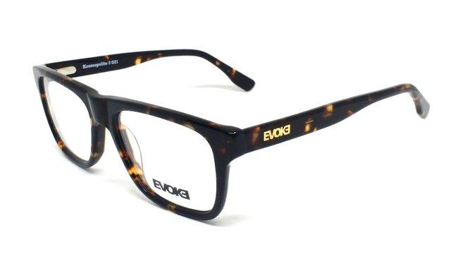 c8a347f57 Evoke Kosmopolite 3 G21 - Óculos de Grau -Marrom Tartaruga ...