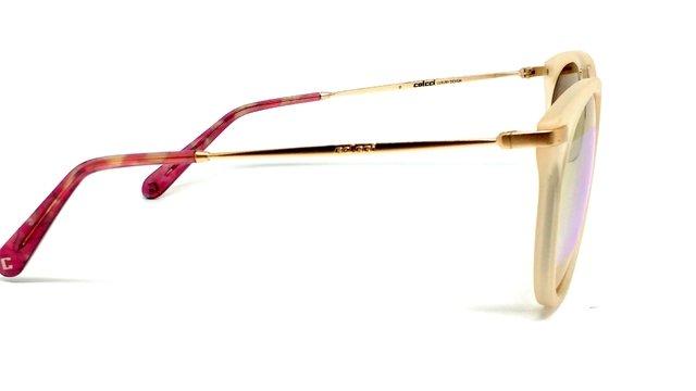 09b0a84eb0e77 ... Colcci Linda - C0095 B52 39 - óculos de sol Nude translúcido na internet