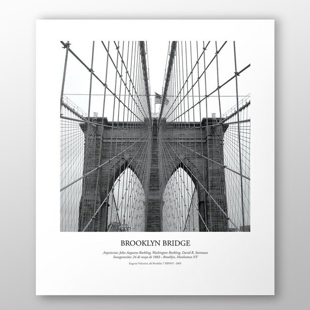 Brooklyn Bridge (Portfolio