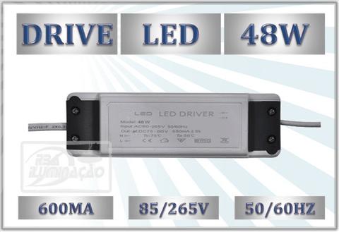 Reator driver 48w AC 90~265V
