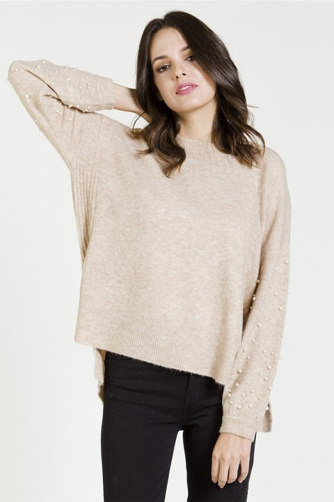 SWEATER PERLAS