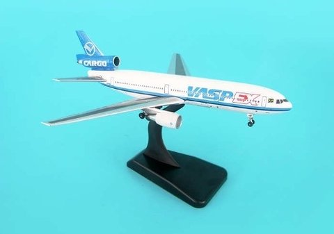 Miniatura Avião Aviation400 1:400 Vaspex Douglas Dc-10-30